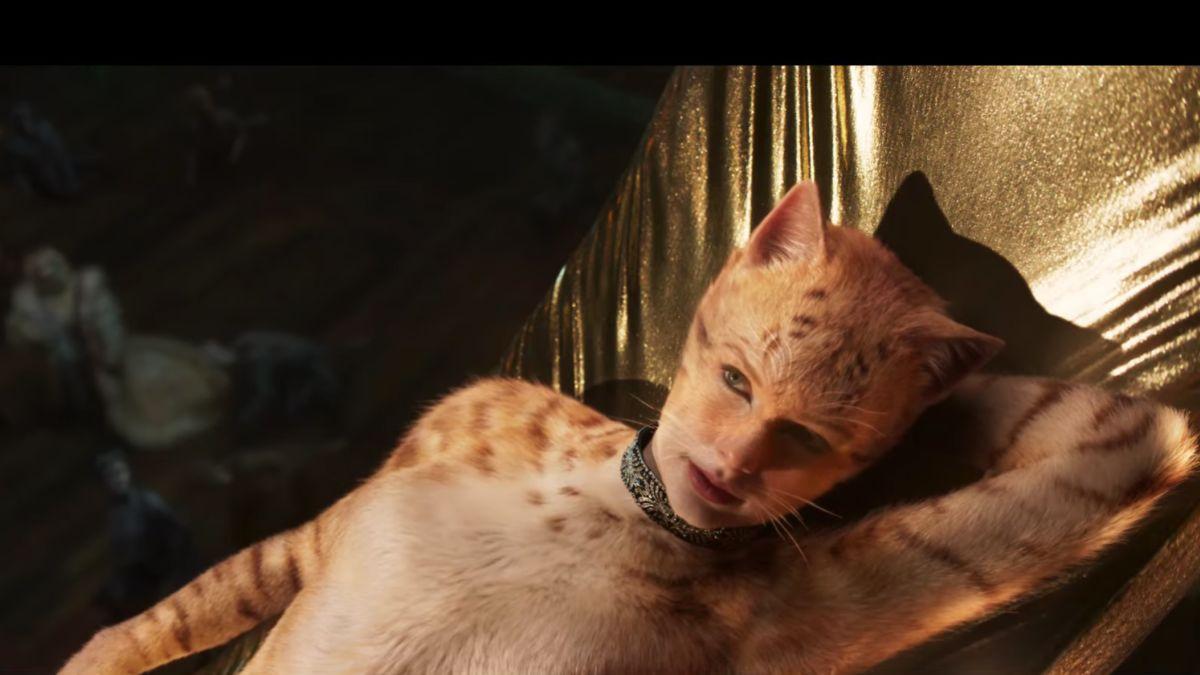 cats pelicula estreno 2019 taylor swift