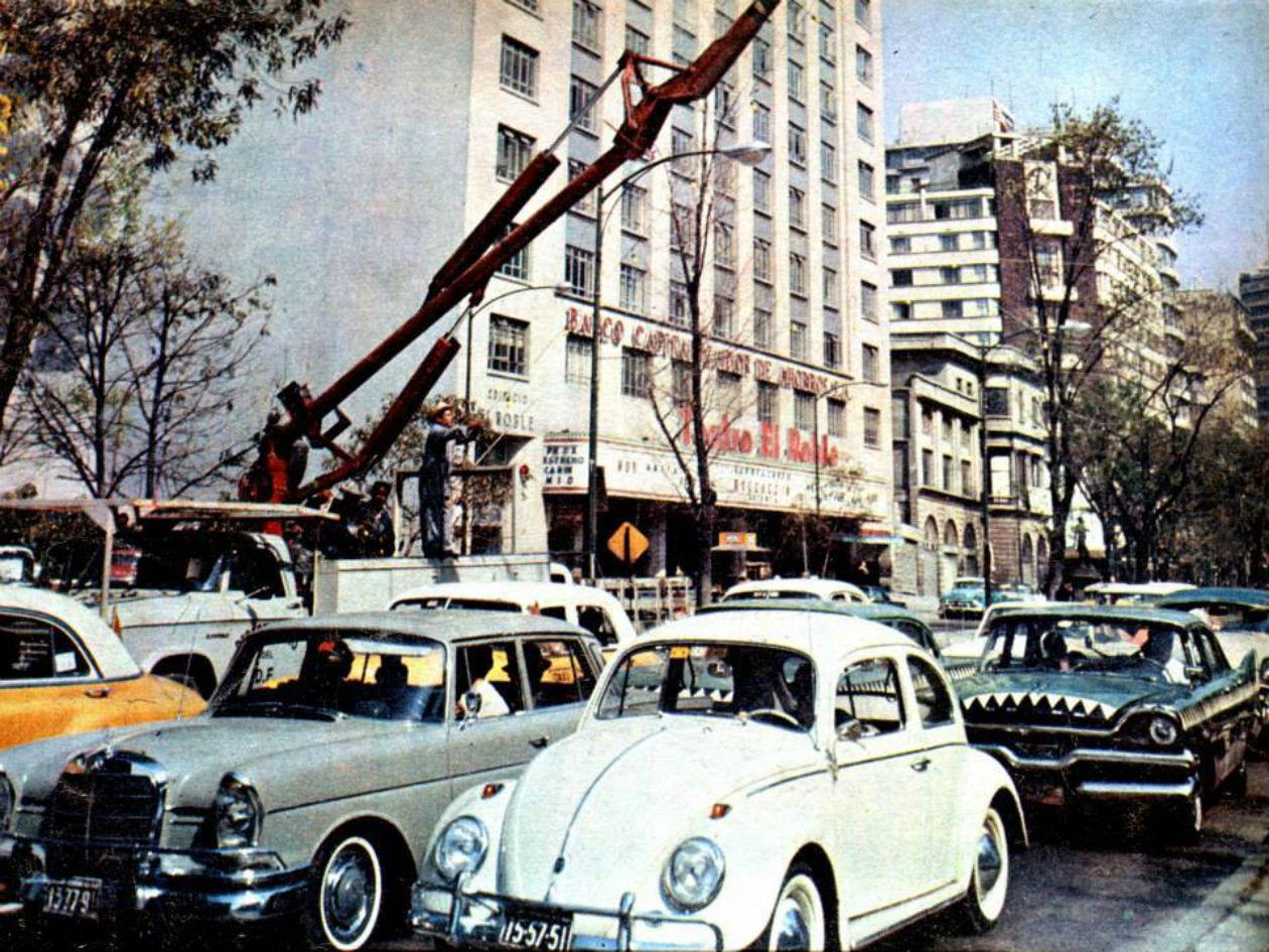 El Cine Roble en CDMX fue afectado por el terremoto de 1985
