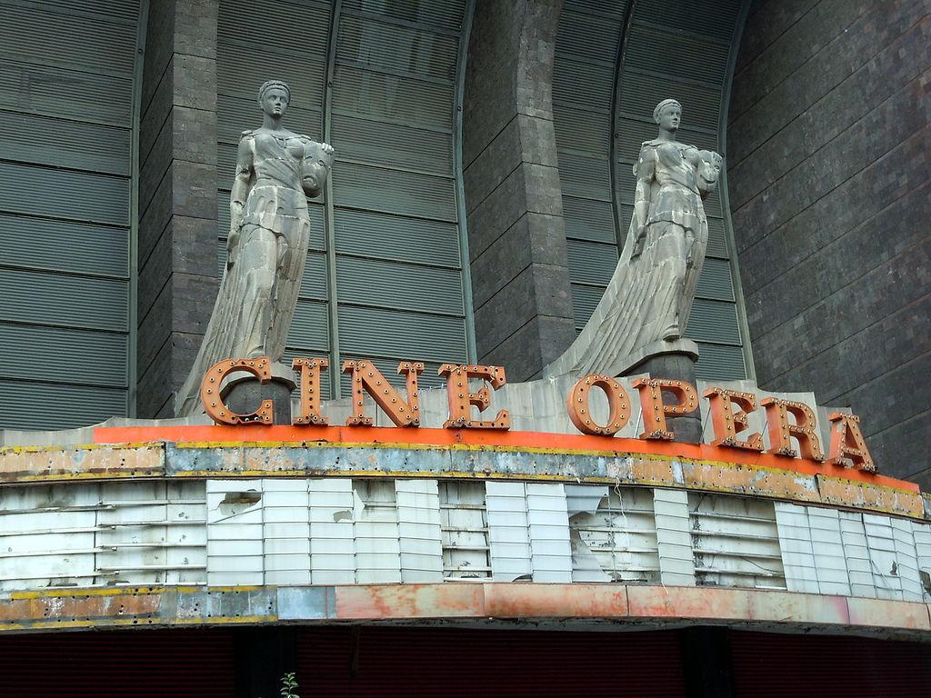 El Cine Ópera, en la San Rafael, será remodelado