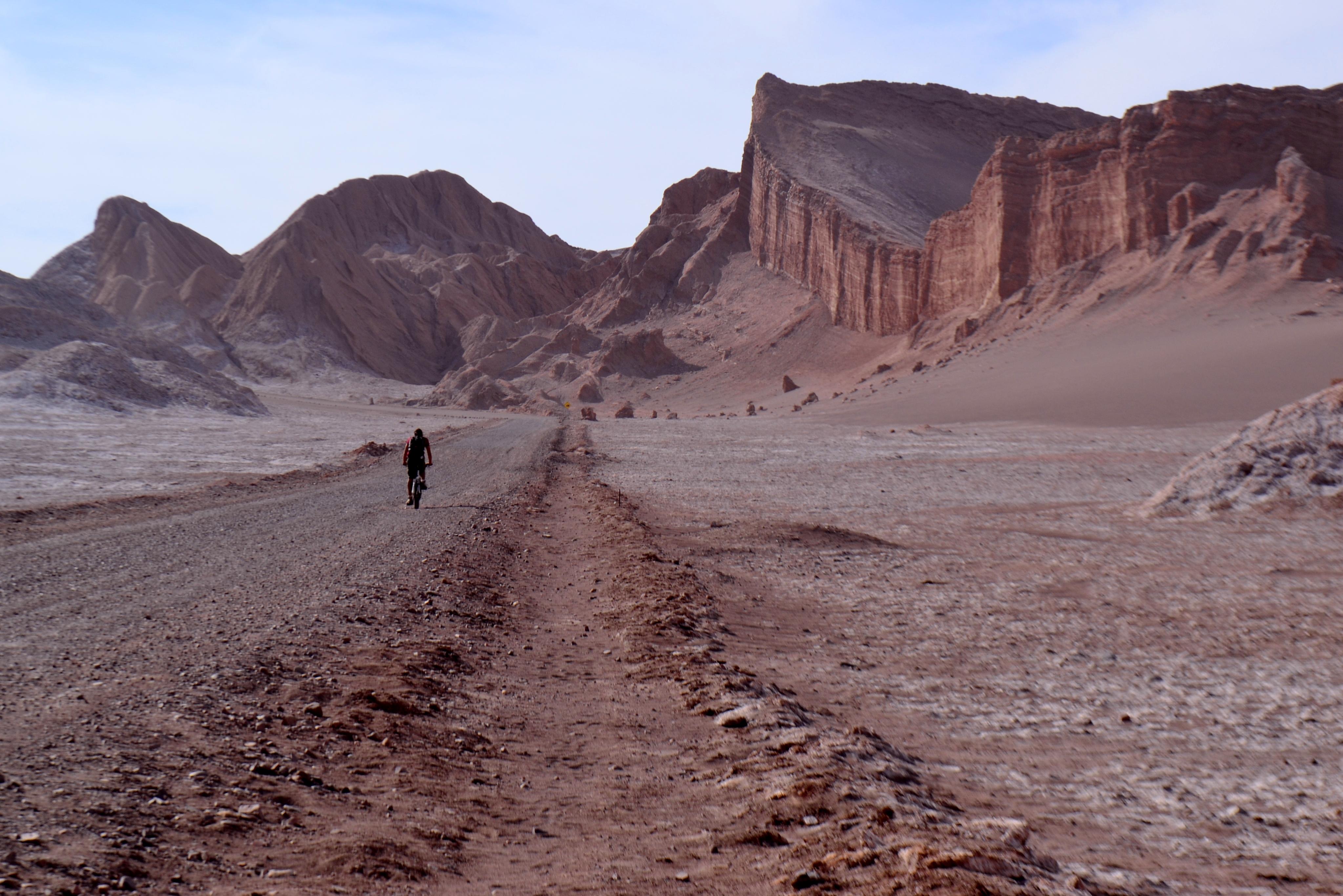 marte desierto atacama