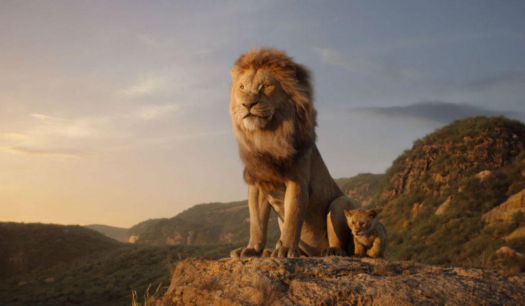 el rey leon 2019 doblaje español