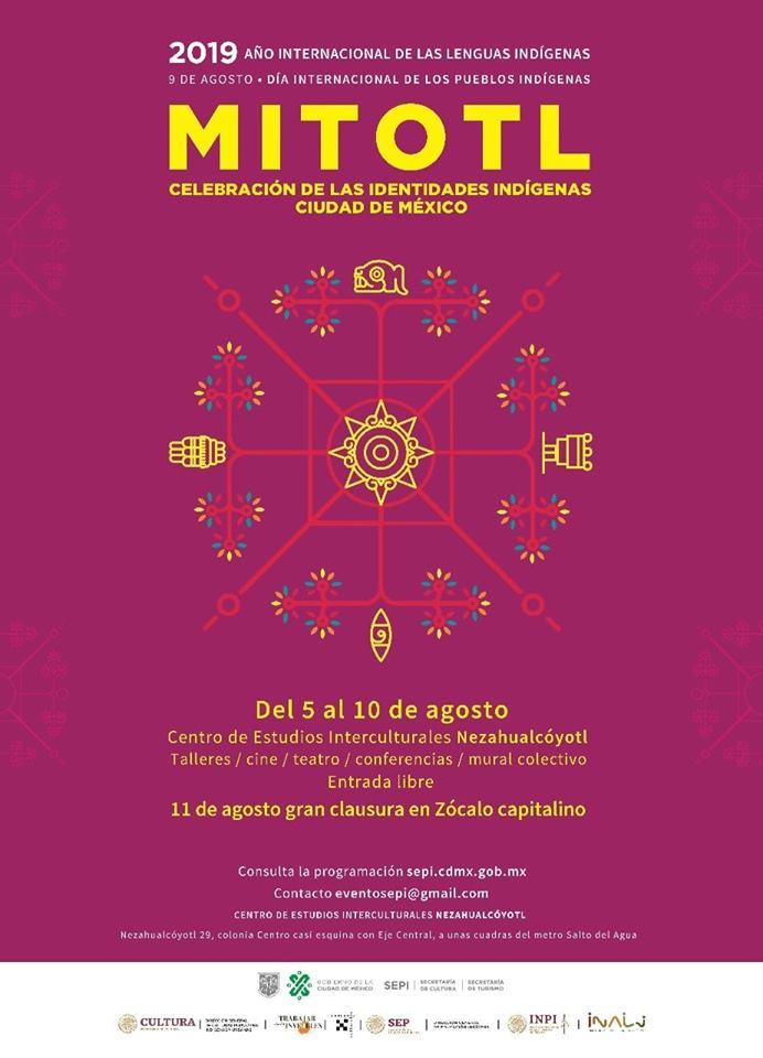 El festival Mitotl 2019 celebra la herencia de los pueblos indígenas