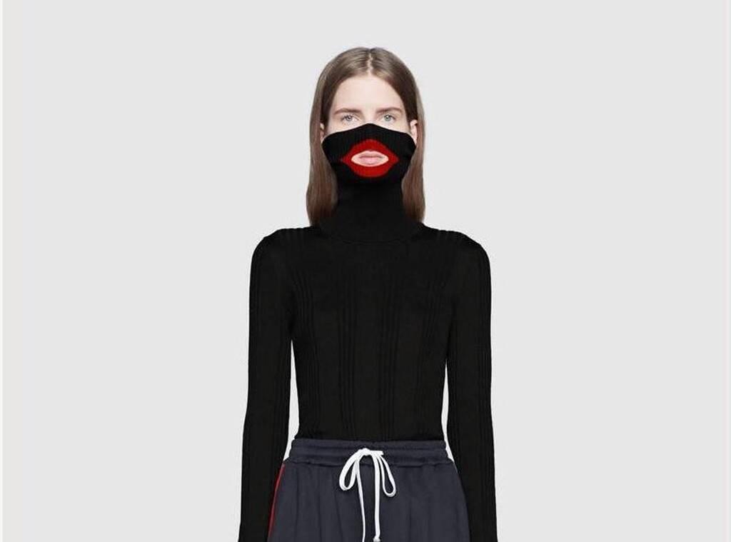 Este suéter Gucci fue calificado como racista