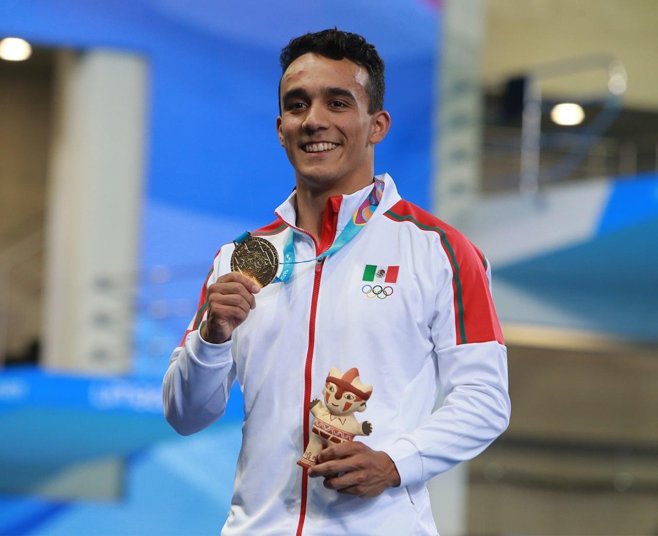 Juan Celaya gana oro en los Juegos Panamericanos 2019