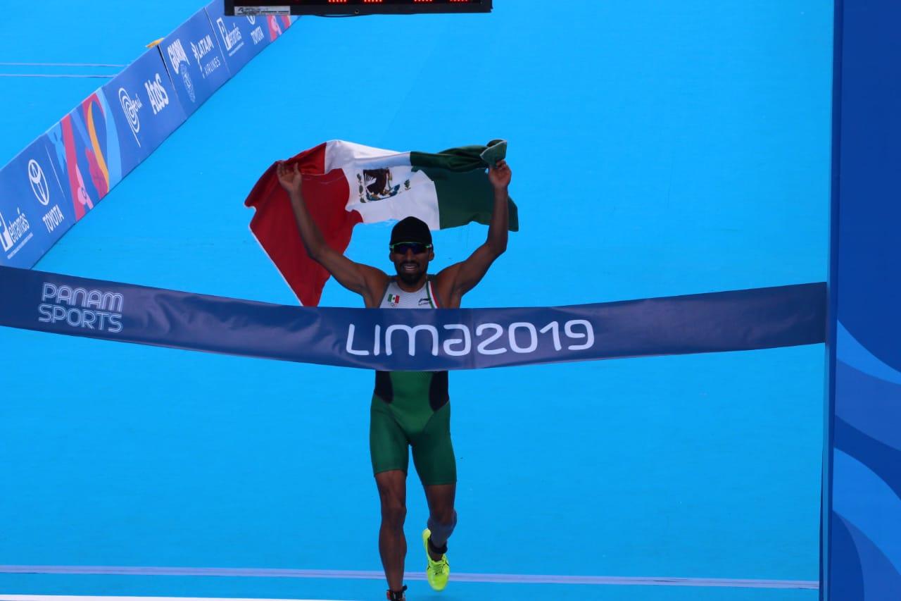 Crisanto Grajales gana oro en los Juegos Panamericanos 2019