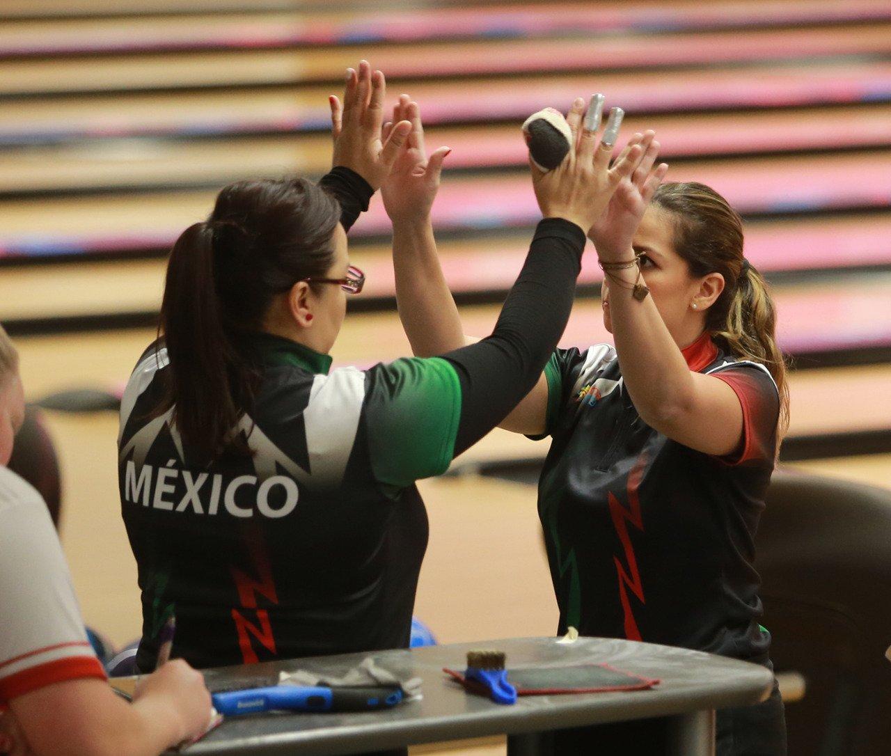 Ileana Lomelí y Aseret Zetter en los Juegos Panamericanos 2019