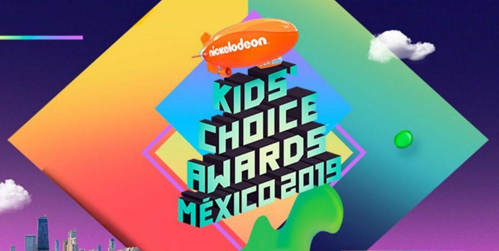 Ya puedes votar por tus favoritos en los Kid's Choice Awards México 2019