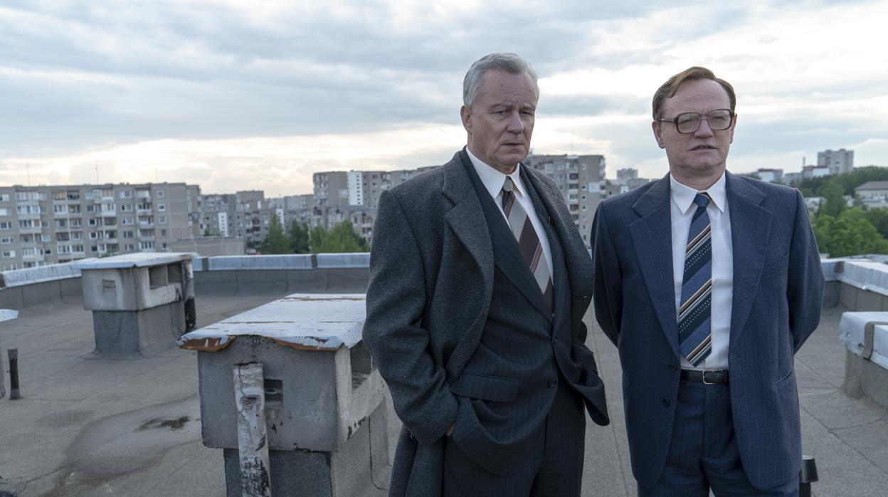 nominados premios emmy 2019 chernobyl