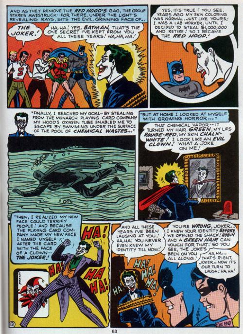 Joker-origen-dc-comics-capac-roja-1951