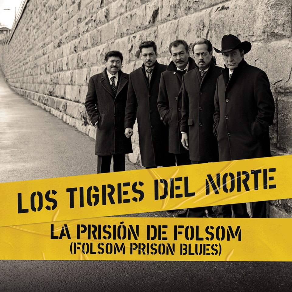 La prisión de Folsom forma parte del documental de Netflix de Los Tigres del Norte