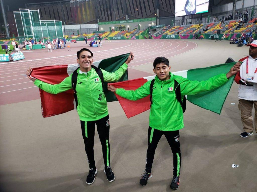 Jesús y Gabriel volverán a México con las medallas de plata y bronce.