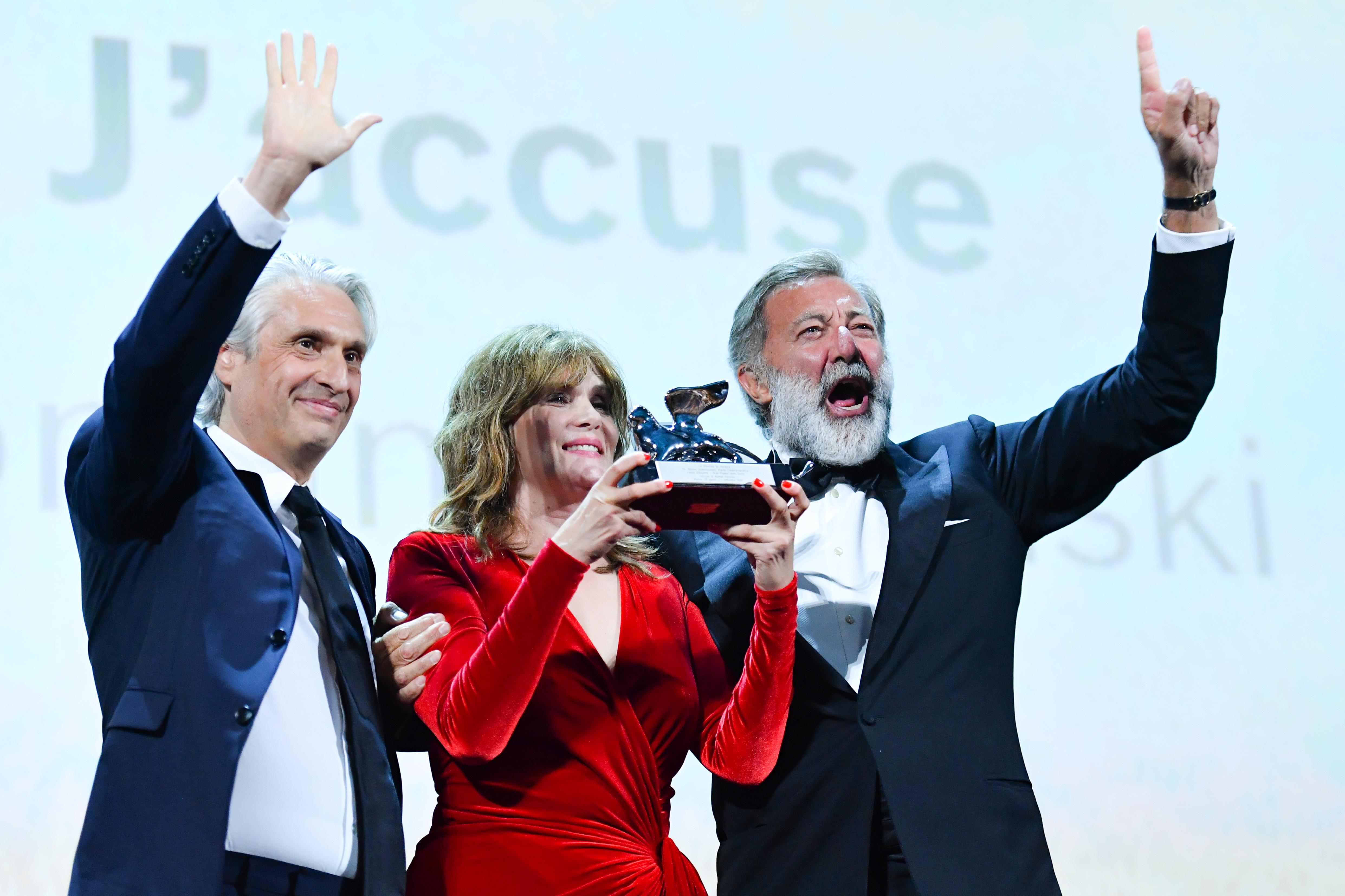 pelicula de polanski gana el leon de plata del festival de cine de venecia