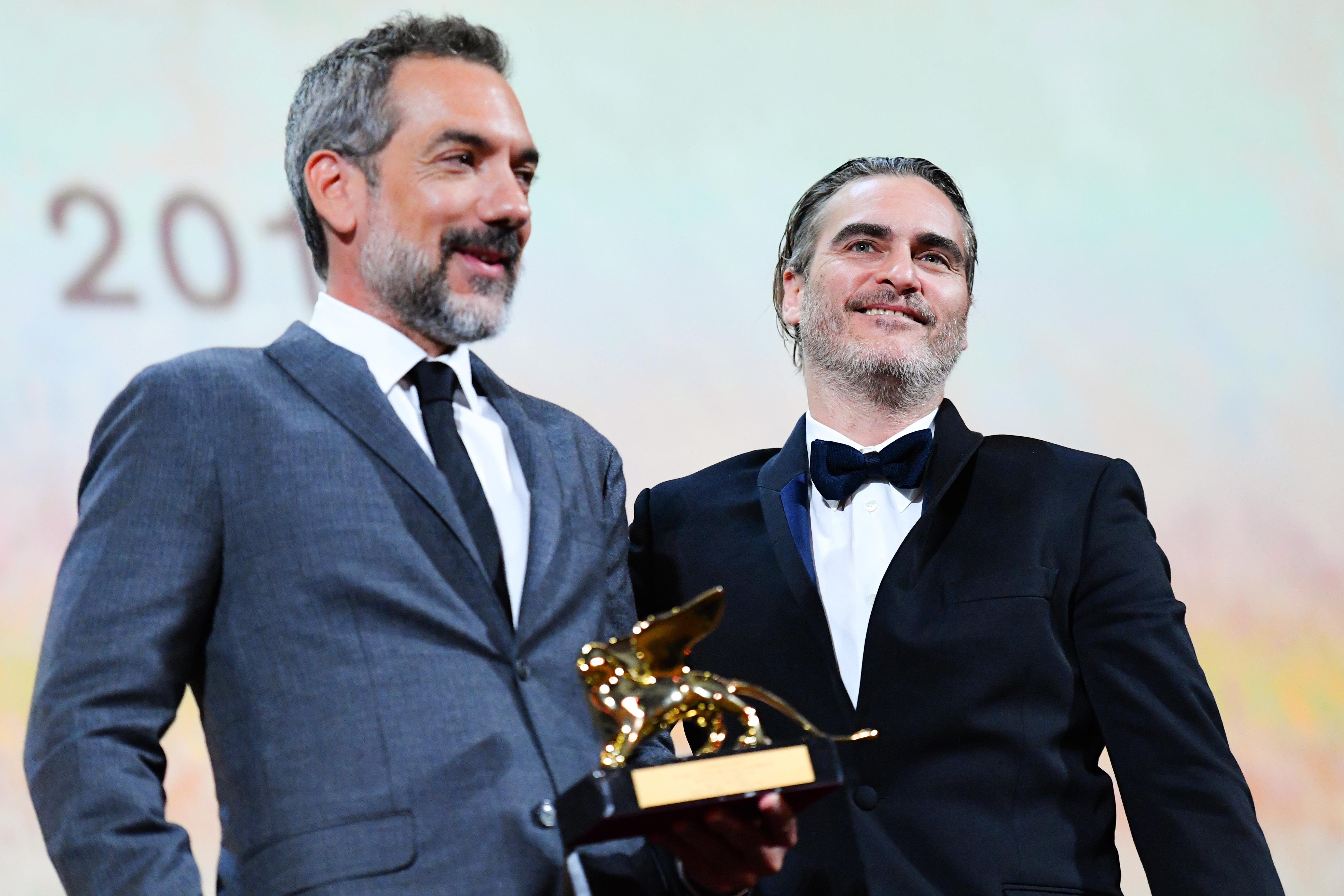 festival internacional de cine de venecia ganadores