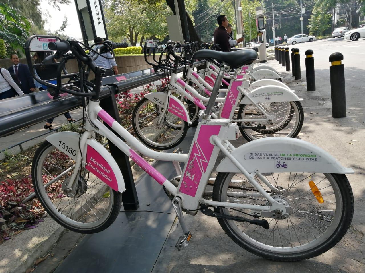 biciletas electricas cdmx ecobici