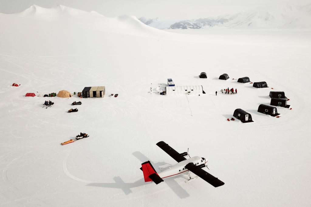 La expedición durará un mes en la Antártida. Foto: Airbnb