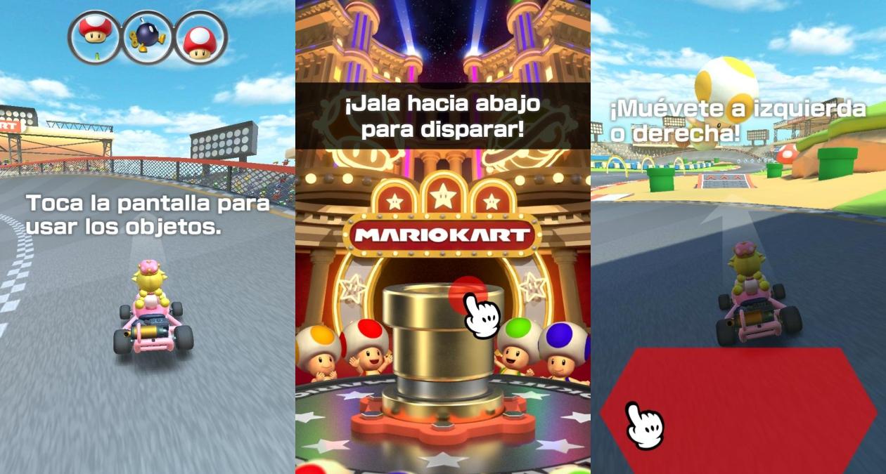 mario kart tour mexico android ios apk
