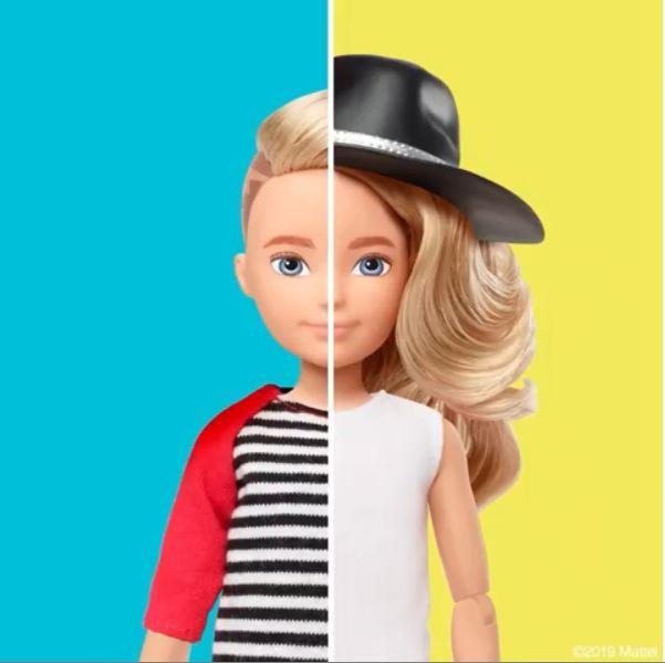 mattel genero inclusivo muñecas sin genero