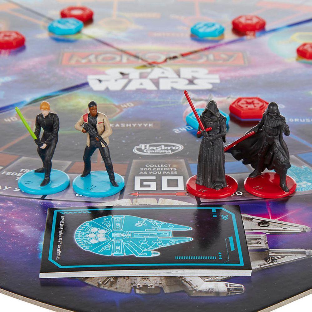 monopoly star wars sin rey
