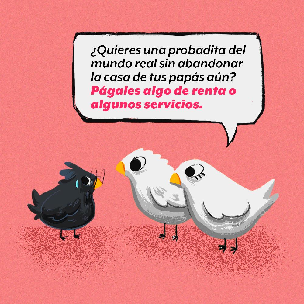 Ilustración: IG @driu.paredes / @re_ilustrador
