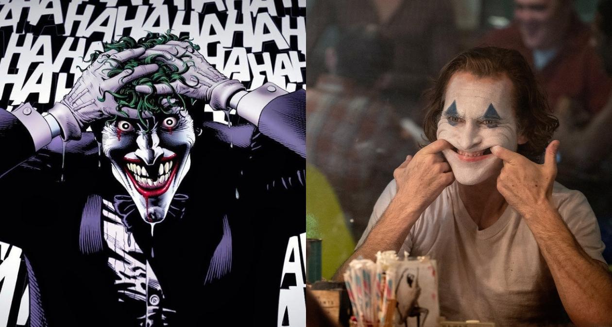 joker diferencias heath ledger origen