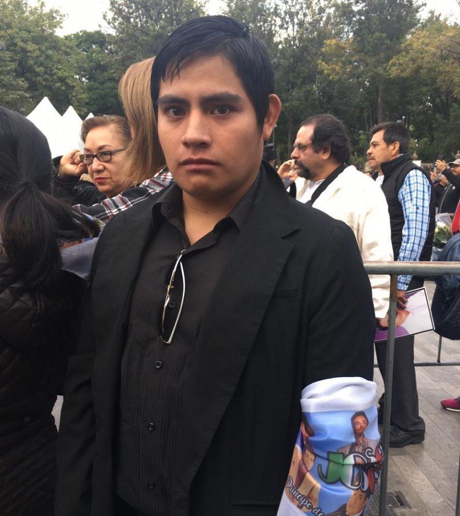 Jesús Leal Alonso, 27 años.