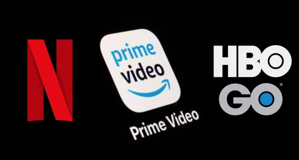 Netflix, HBO Go o Amazon Prime? Checa cuál te conviene más