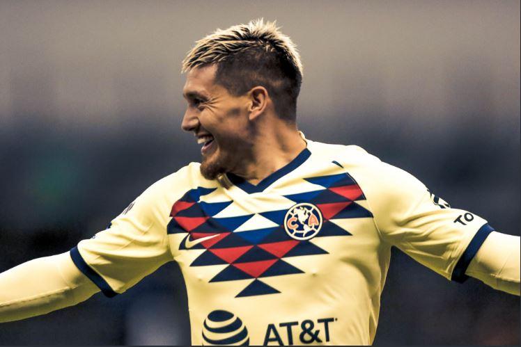 Nico Castillo apoyo a Chile América