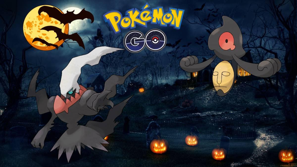 pokemon go halloween misiones