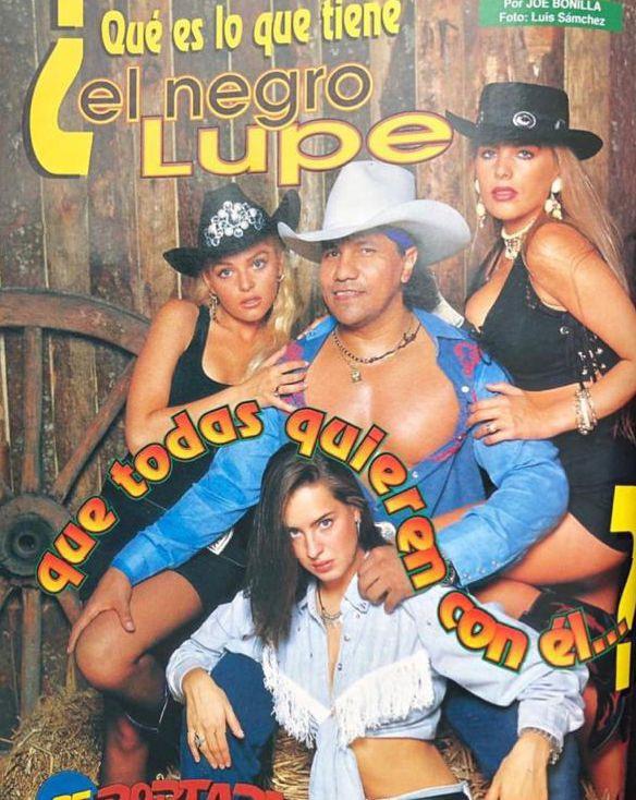 Gaby Platas fue pareja de Lupe Esparza en la telenovela dos mujeres un camino