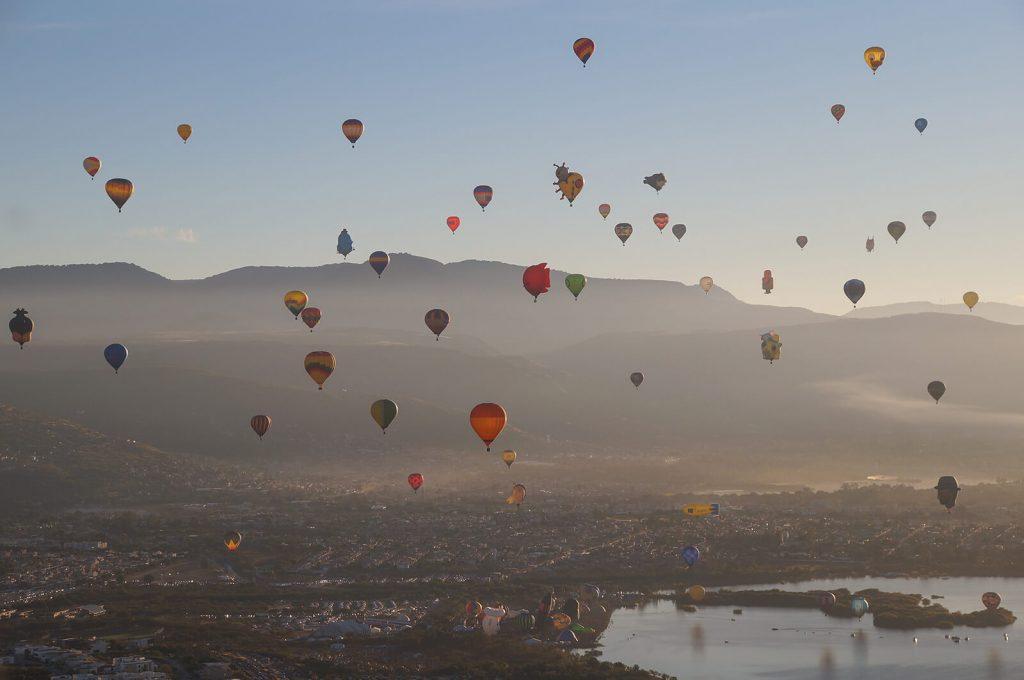 Foto: festivaldelglobo.com.mx