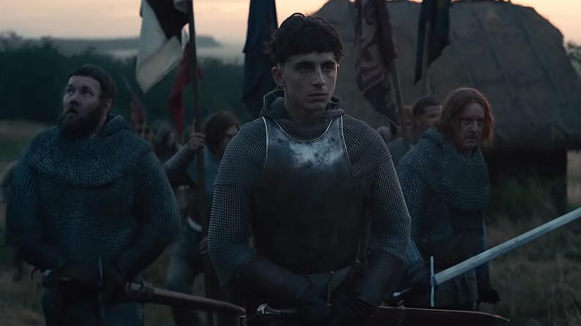 Rey Enrique V de Inglaterra Netflix Película El Rey