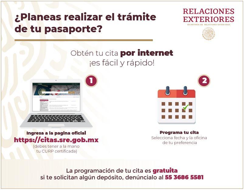 costo-pasaporte-mexicano-2020-mexico