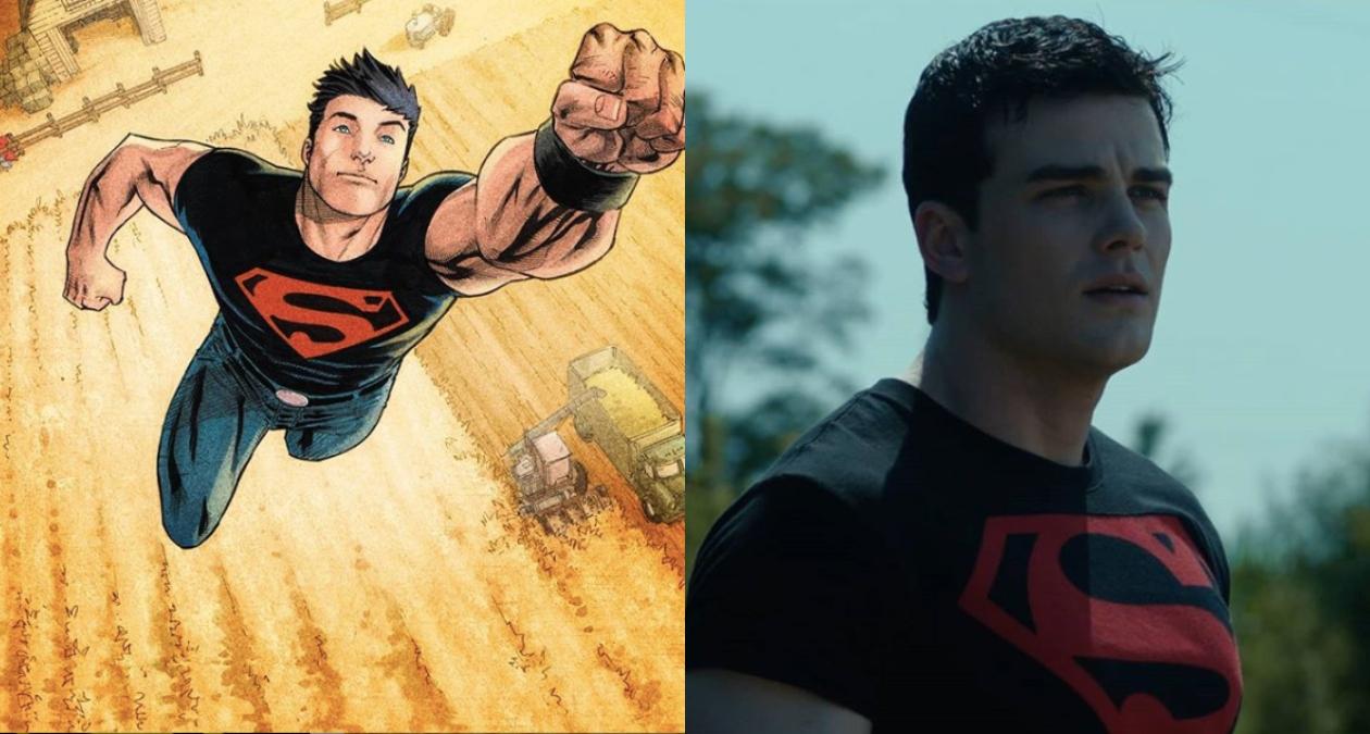 joshua orpin titanes 2 superboy titans netflix cast