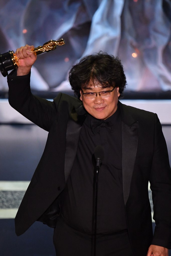 Bong Joon Ho Oscar mejor director parasite