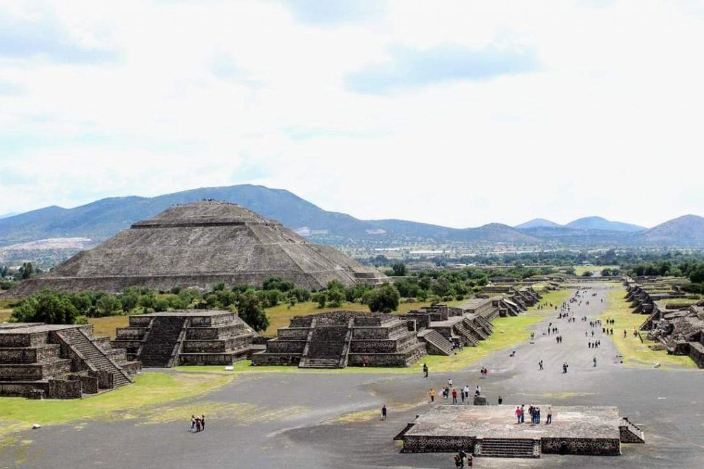 Teotihuacan permanecerá cerrado durante el equinoccio de primavera 2020. Foto: Wiki Commons