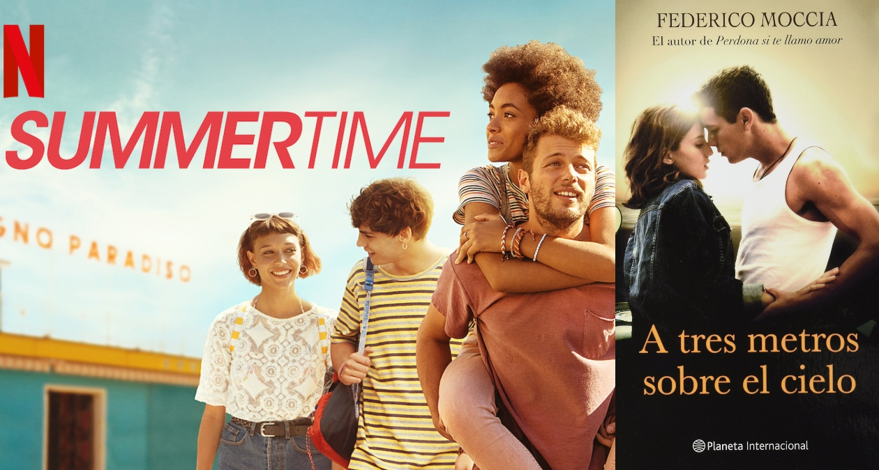 A Tres Metros Sobre El Cielo Conoce Al Reparto De Esta Serie De Netflix