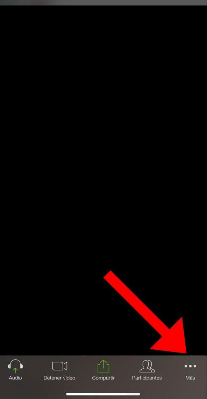 fondo virtual zoom celular