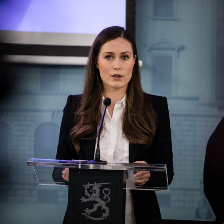 mujeres lideres sanna marin