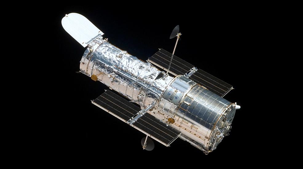 Telescopio Hubble. Foto: NASA