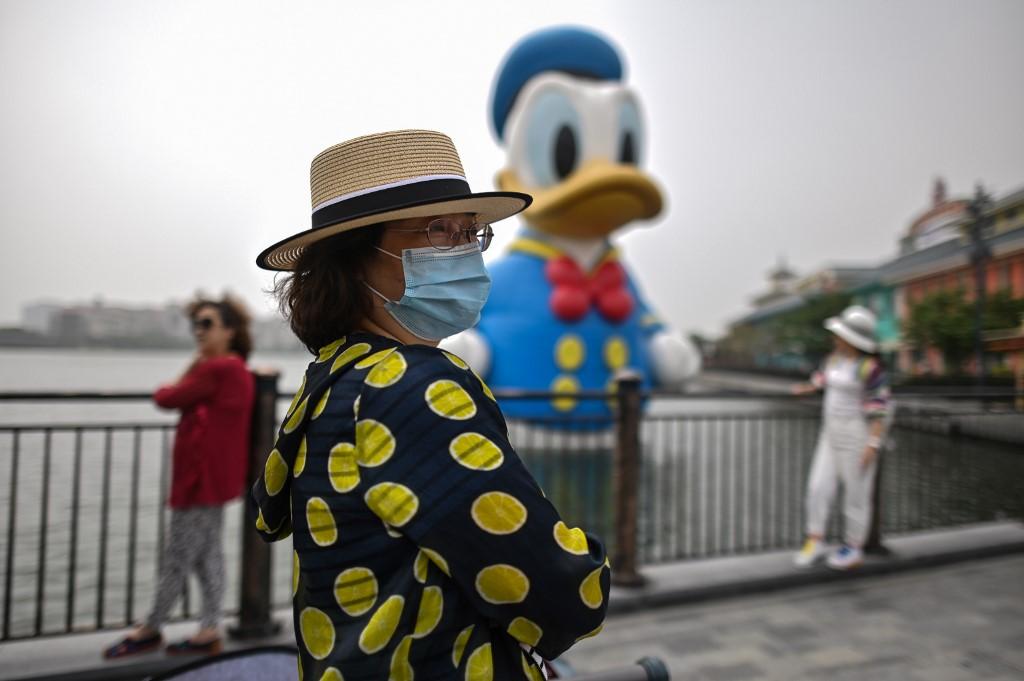 Disney Shanghai reabre sus puertas