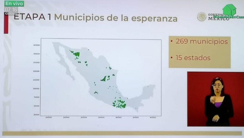 Estos son los municipios que regresan primero a las actividades. Foto: Animal MX