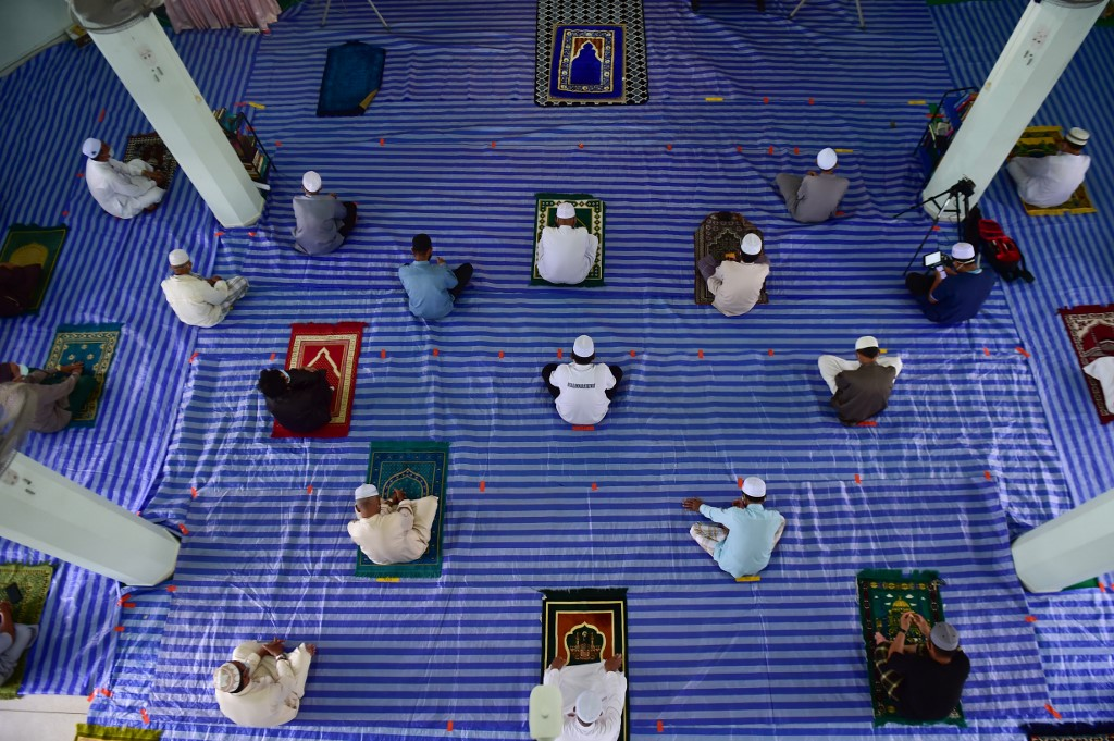 nueva normalidad templos religiosos