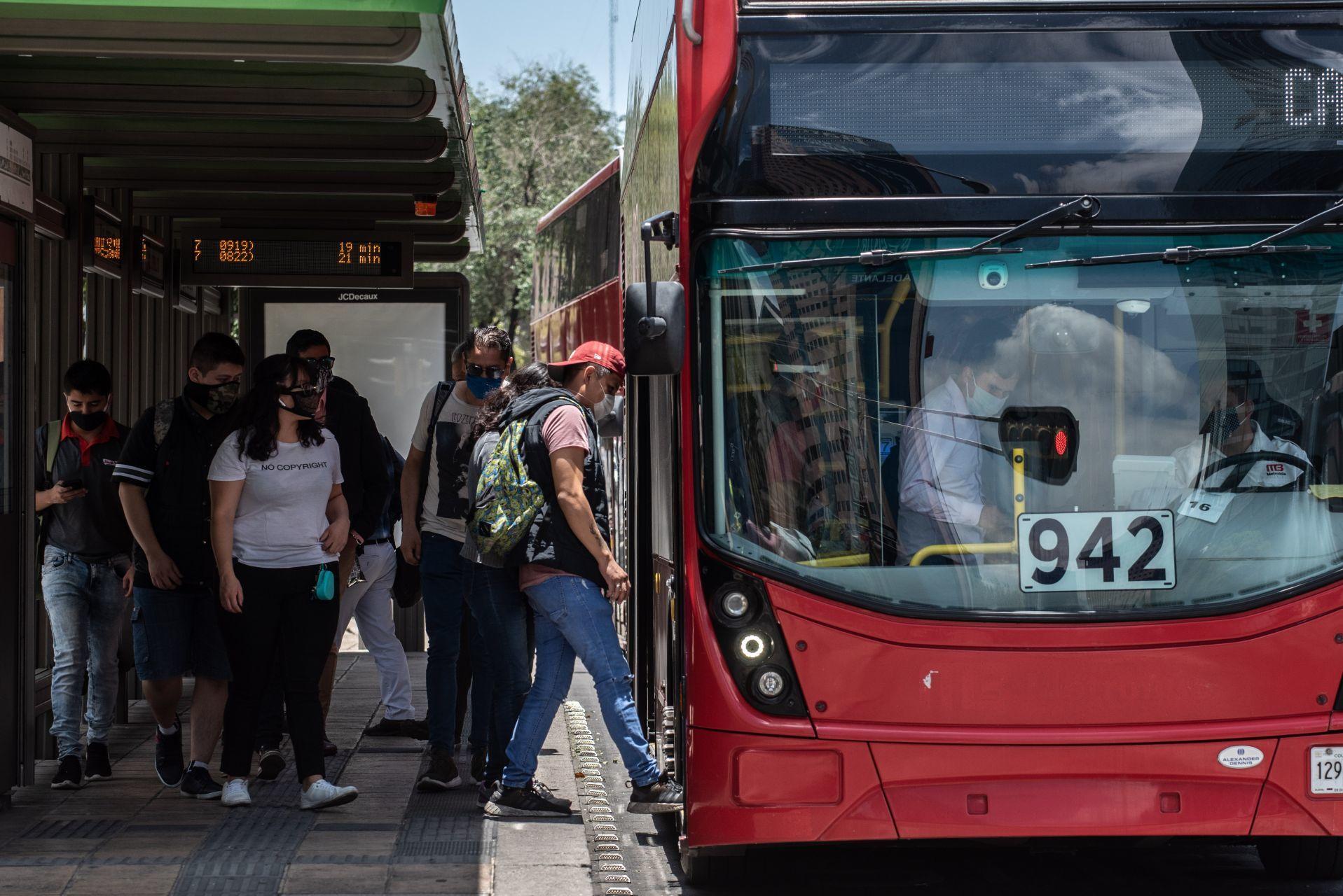 cuando abren las estaciones del metrobus