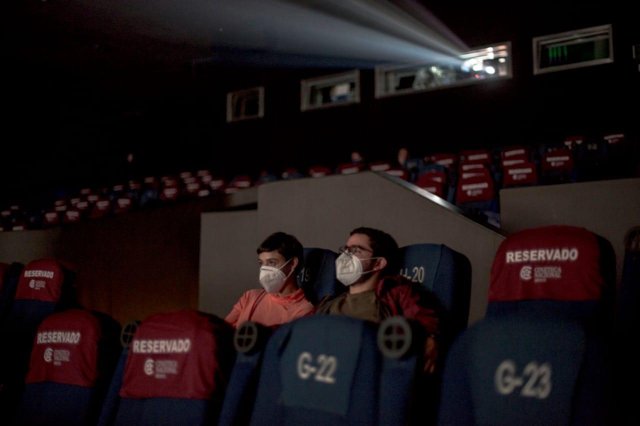 Cineteca. Cine abierto en cdmx, nueva normalidad