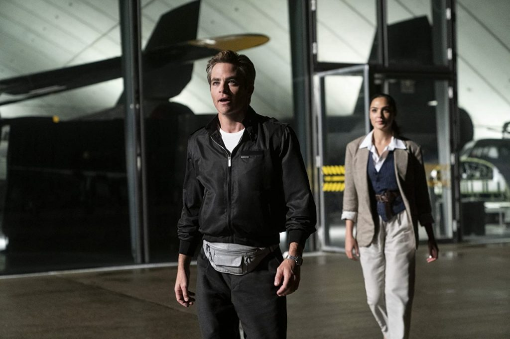 Chris Pine es Steve Trevor. Foto: IMDB