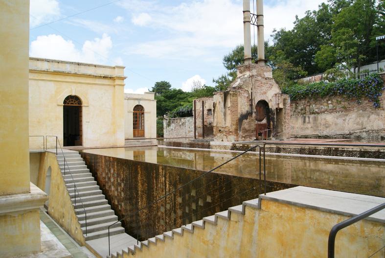 El Centro de las Artes de San Agustin, en Oaxaca, fue fundado por el artista Francisco Toledo. Foto: Wikimedia Commons