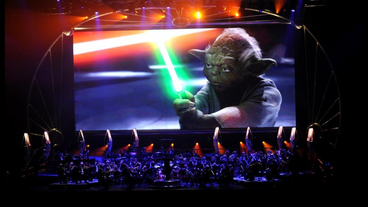concierto star wars bellas artes