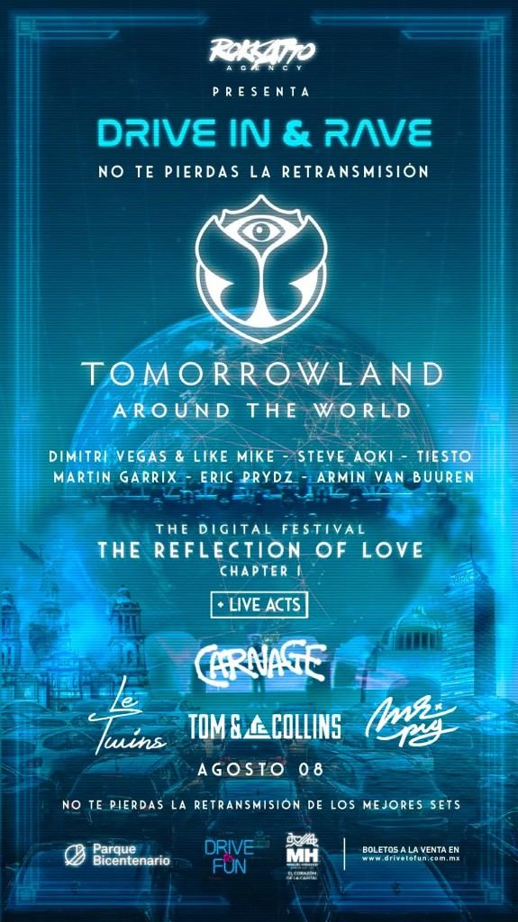 Tomorrowland mexico cuanto cuesta