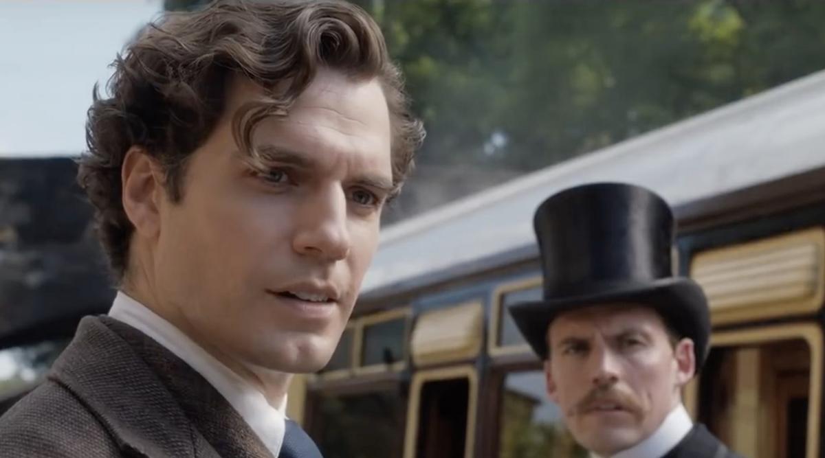 Henry Cavill Sherlock Holmes enola holmes