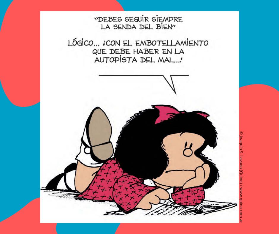 imagenes de mafalda y frases quino